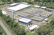 Estação de Tratamento de Água Miringuava em São José dos Pinhais
