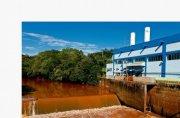 Captação de Água no Rio Pirapó