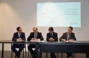 Sanepar e Águas de Portugal assinam Protocolo de Intenções