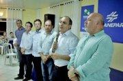 Presidente reúne-se com empregados em Apucarana