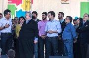 Presidente da Sanepar participa de abertura do Mutirão da Cidadania do Bairro Novo