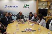 Delegação portuguesa participa de Workshop Técnico no Paraná