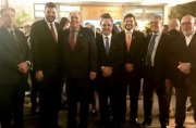 Autoridades participam do jantar de lançamento da 58º ExpoLondrina