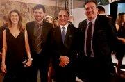 Presidente da Sanepar e outras autoridades participam do jantar de lançamento da 58º ExpoLondrina