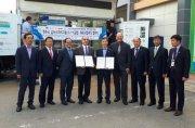 Presidente participa de missão internacional para oficializar parceria com cidades coreanas