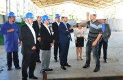 Presidente da Sanepar faz visita técnica com deputados na CS Bioenergia