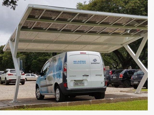 Pesquisa de captação de energia solar