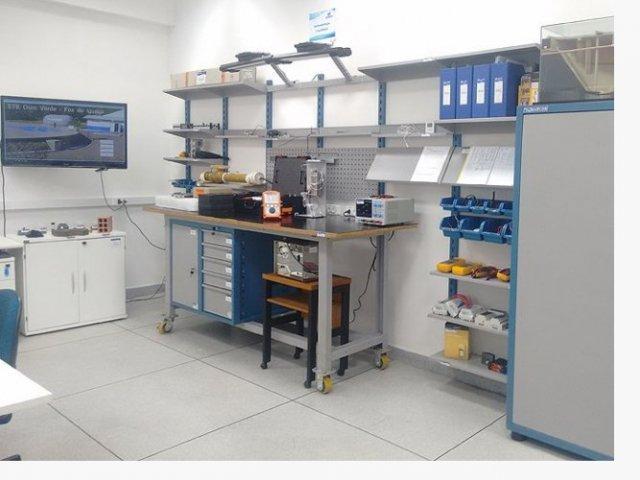 Laboratório de Protótipos do CETS