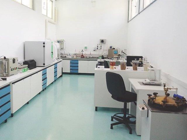 Laboratório de Tecnologias de Água do CETS